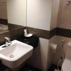 Отель August Suites Pattaya Паттайя ванная