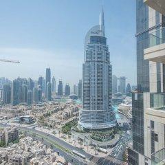 Отель bnbme|4B-118-U25 Дубай балкон