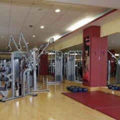 Prague Marriott Hotel фитнесс-зал фото 4