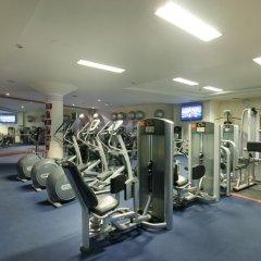 Гостиница Azimut Moscow Olympic фитнесс-зал фото 3