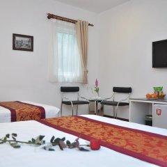Отель Hanoi Legacy Hotel - Hoan Kiem Вьетнам, Ханой - отзывы, цены и фото номеров - забронировать отель Hanoi Legacy Hotel - Hoan Kiem онлайн удобства в номере фото 2