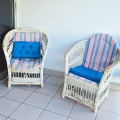 Отель Garden Beach Studios at Montego Bay Club Ямайка, Монтего-Бей - отзывы, цены и фото номеров - забронировать отель Garden Beach Studios at Montego Bay Club онлайн балкон