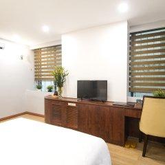 Отель The Ky Moi Hotel Вьетнам, Ханой - отзывы, цены и фото номеров - забронировать отель The Ky Moi Hotel онлайн удобства в номере