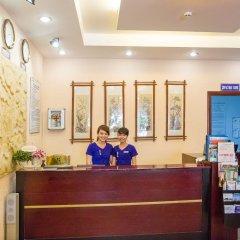 Copac Hotel Нячанг интерьер отеля