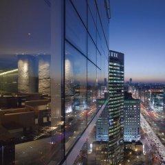 Отель Park Hyatt Seoul балкон