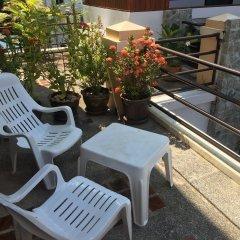 Апартаменты Nin Apartments Karon Beach балкон