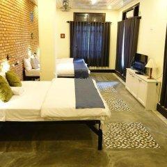 Paddys Hostel комната для гостей
