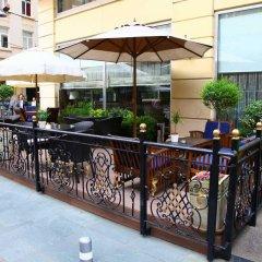 Grand Oztanik Hotel Istanbul бассейн
