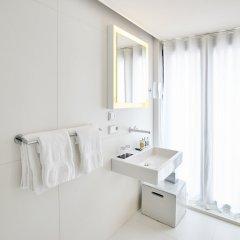 Отель 9Hotel Sablon Бельгия, Брюссель - отзывы, цены и фото номеров - забронировать отель 9Hotel Sablon онлайн ванная