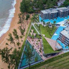 Отель La Vela Khao Lak бассейн фото 2