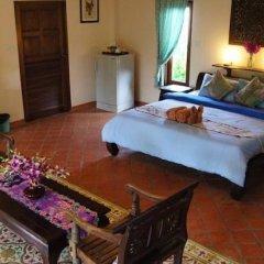 Отель Tuna Resort комната для гостей фото 3