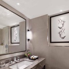 Отель Hyatt Regency London - The Churchill Великобритания, Лондон - 2 отзыва об отеле, цены и фото номеров - забронировать отель Hyatt Regency London - The Churchill онлайн ванная