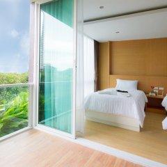 Отель Hamilton Grand Residence Таиланд, На Чом Тхиан - отзывы, цены и фото номеров - забронировать отель Hamilton Grand Residence онлайн балкон