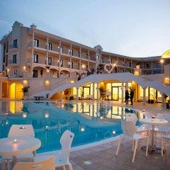 Grand Hotel Balestrieri Мелисса бассейн