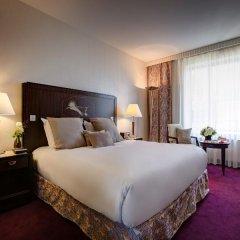 L'Hotel du Collectionneur Arc de Triomphe 5* Стандартный номер разные типы кроватей фото 8