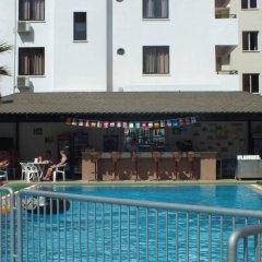 Апарт- Tuntas Suites Altinkum Турция, Алтинкум - отзывы, цены и фото номеров - забронировать отель Апарт-Отель Tuntas Suites Altinkum онлайн бассейн фото 3