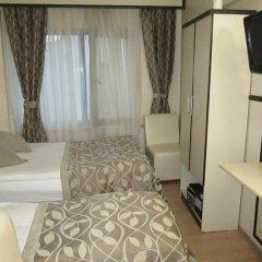 Glorina Hotel Стамбул комната для гостей