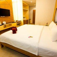 Anda Beachside Hotel 3* Стандартный номер с различными типами кроватей фото 2