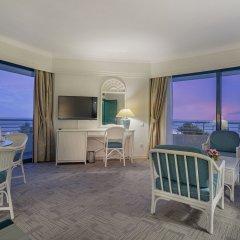 Отель Mirage Park Resort - All Inclusive балкон