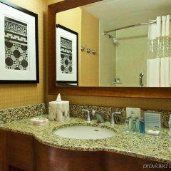 Отель Hampton Inn Manhattan-Times Square North ванная