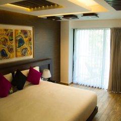 Soul Beach Luxury Boutique Hotel & Spa комната для гостей