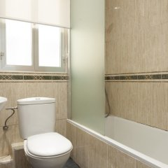 Отель Apartamento Templo de Debod II ванная