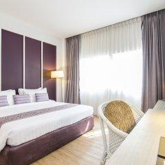 Trang Hotel Bangkok комната для гостей