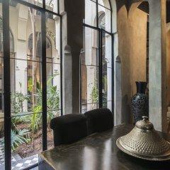 Отель Dar Darma - Riad Марокко, Марракеш - отзывы, цены и фото номеров - забронировать отель Dar Darma - Riad онлайн интерьер отеля