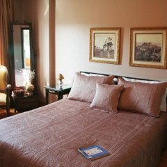 Bozcaada Panorama Hotel комната для гостей фото 4