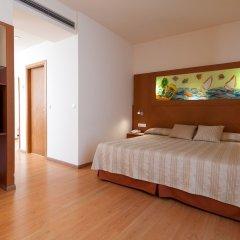 Отель Checkin Valencia Валенсия комната для гостей фото 3