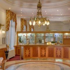 Отель Danubius Health Spa Resort Hvězda-Imperial-Neapol интерьер отеля фото 2