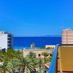 Отель Rodian Gallery Hotel Apartments Греция, Родос - 1 отзыв об отеле, цены и фото номеров - забронировать отель Rodian Gallery Hotel Apartments онлайн пляж
