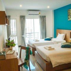 Отель Krabi Cinta House Таиланд, Краби - отзывы, цены и фото номеров - забронировать отель Krabi Cinta House онлайн комната для гостей фото 2