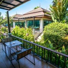 Отель Himaphan Boutique Resort балкон фото 3