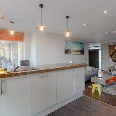 Отель Modern 1 Bedroom Apartment in Central Location Великобритания, Лондон - отзывы, цены и фото номеров - забронировать отель Modern 1 Bedroom Apartment in Central Location онлайн в номере фото 2