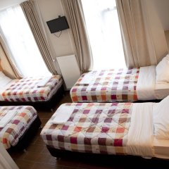 Hotel Barry Брюссель комната для гостей