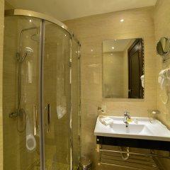 Отель P Quattro Relax Hotel Иордания, Вади-Муса - отзывы, цены и фото номеров - забронировать отель P Quattro Relax Hotel онлайн ванная