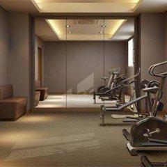 Dendro Hotel фитнесс-зал
