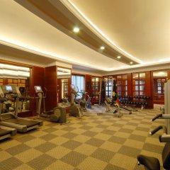 Отель Kempinski Hotel Shenzhen China Китай, Шэньчжэнь - отзывы, цены и фото номеров - забронировать отель Kempinski Hotel Shenzhen China онлайн фитнесс-зал