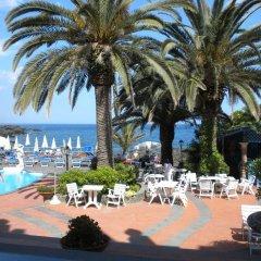 Arathena Rocks Hotel Джардини Наксос пляж