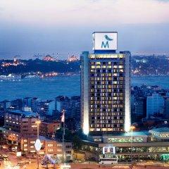 Отель The Marmara Taksim городской автобус