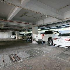 Отель Lily Residence Бангкок парковка