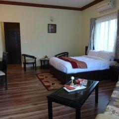 Отель View Bhrikuti Непал, Лалитпур - отзывы, цены и фото номеров - забронировать отель View Bhrikuti онлайн комната для гостей фото 2