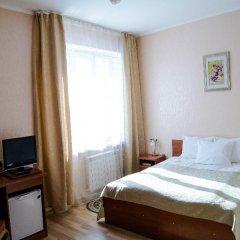 Гостиница Вояжъ 3* Стандартный номер с двуспальной кроватью фото 12