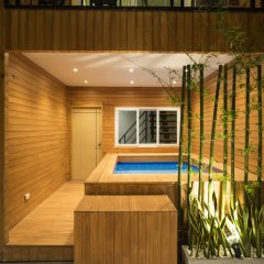 Отель The M Pool Villas Bangkok - Bts Ekkamai Бангкок спа фото 2