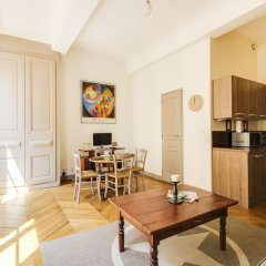 Отель The Bright Vieux-lyon Франция, Лион - отзывы, цены и фото номеров - забронировать отель The Bright Vieux-lyon онлайн комната для гостей фото 3