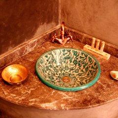 Отель Riad Aladdin Марокко, Марракеш - отзывы, цены и фото номеров - забронировать отель Riad Aladdin онлайн ванная