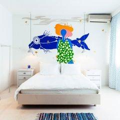 Отель Ekies All Senses Resort Греция, Ситония - отзывы, цены и фото номеров - забронировать отель Ekies All Senses Resort онлайн комната для гостей фото 4
