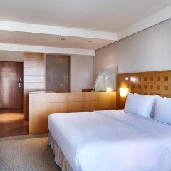 Отель Hilton Sao Paulo Morumbi комната для гостей