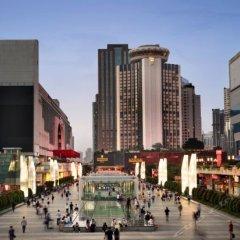 Отель Shangri-la Hotel, Shenzhen Китай, Шэньчжэнь - отзывы, цены и фото номеров - забронировать отель Shangri-la Hotel, Shenzhen онлайн городской автобус